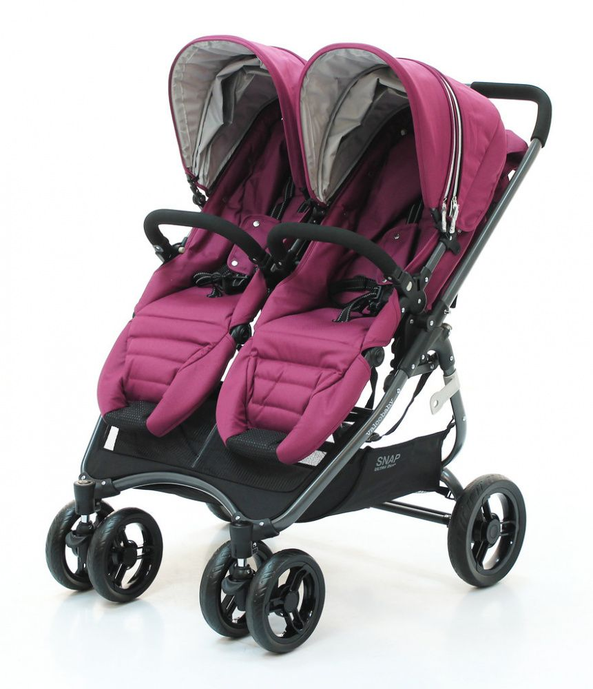 Коляска Valco baby Snap 4 Ultra Duo Tailormade / Wine
