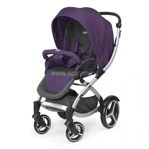 Коляска 2 в 1 Chicco Duo Artic Lavander